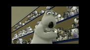 Лудата Мечка - В Супермаркета