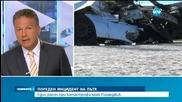 Тежка катастрофа на пътя Пловдив-Пазарджик