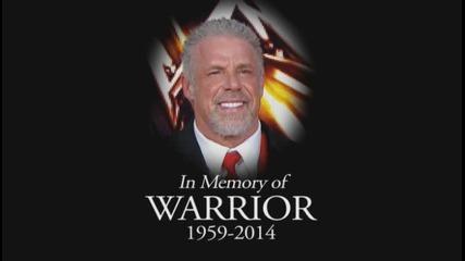 Почивай в мир Ultimate Warrior! [1959-2014] - (винаги ще останеш в нашите сърца!)