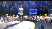26/10 Ft Island - I Wish - Music Bank in Istanbul 070913
