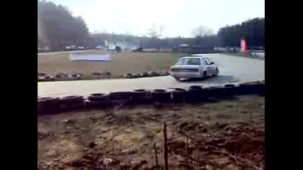 Karting pista Pleven 22.03.09