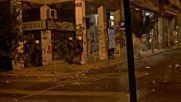 Арести след безредици в Атина