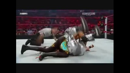 Extreme Rules 2009 Highlights