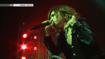 the Gazette - Required Malfuction - The 6th J-melo Awards (live)