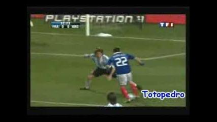 11.02 Франция - Аржентина 0:2