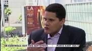 E3 2011: Nintendo - Raggie Interview Part 2
