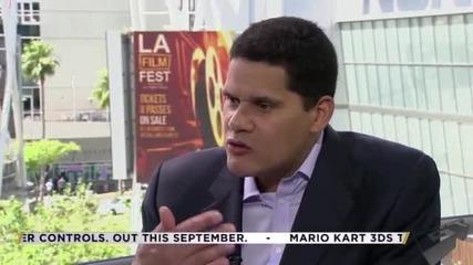 E3 2011: Nintendo - Raggie Interview Part 2