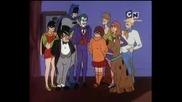The New Scooby - Doo Movies: The Dynamic Scooby - Doo Affair (bg audio)