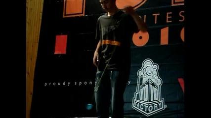 Byyc 2010 - Junior - Георги Георгиев