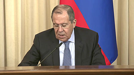 Russia: Lavrov slams Facebook for blocking In The Now, rules out reciprocal measures
