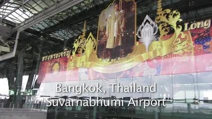 """Това е Полет в първа класа ! с """" Emirates Airlines A380 """" от Банкок до Хонг Конг"""