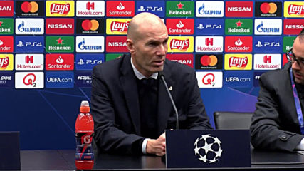 Belgium: Zidane commends 'deserved' Real victory after Brugge clash