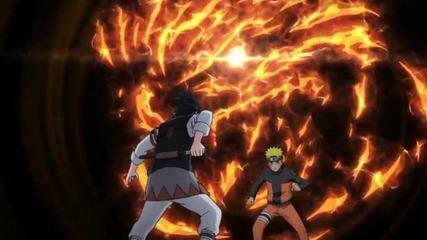 Naruto Shippuden [eng subs]+ [бг субс] Episode 443 Високо Качество