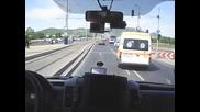 Животът по една линия -шофьор на линейка