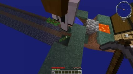 Minecraft Skyblock 2.1 еп 3