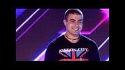 The X Factor Bulgaria ! (2013) Страхотно изпълнение на Драгомир Бенев..