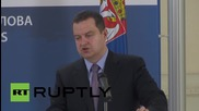 "Serbia: OSCE Chairperson says Ukraine situation has ""improved"""