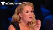 Britains Got Talent - Този талант е ненормален - Журито остана с отворена уста след представянето му
