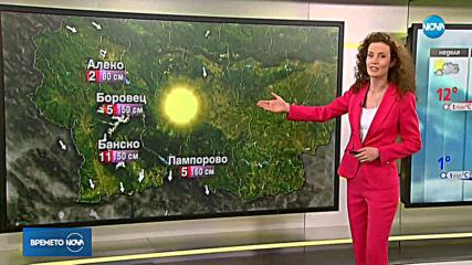 Прогноза за времето (17.02.2019 - сутрешна)