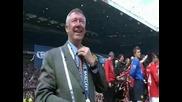 Manchester United - Празненство за Титлата на Олд Трафорд !