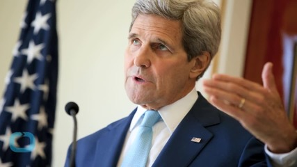 US Secretary of State Kerry Arrives in Russia to Meet Putin Amid Ukraine, Syria Tensions