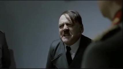 Хитлер реагира на свършилия бан на Шерифа