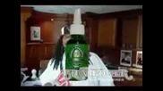 Lil Jon Без Очила Рекламира Капки За Очи