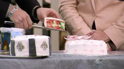 The Great Holiday Baking Show - Епизод 04