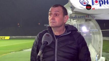 Загорчич: Арда заслужава този финал, Славия е далеч от моята визия