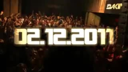 Emalkay, xkore, D-jahsta in Sofia _ 02.12.11 _ Promo Video