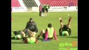 хванаха футболист на локо сф с допинг - глътнал за мач от европа 03.10.2008