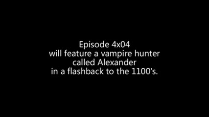 The Vampire Diaries 4x09 4x08 4x07 Synopsis + 4x13 Spoilers