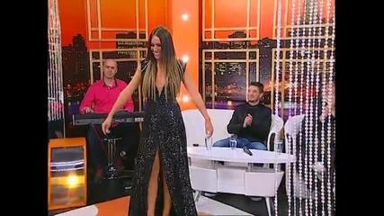 Milena Ceranic - Novi list - Utorkom u 8 - (TvDmSat 2015)