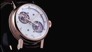 Breguet: Пренася часовникарството на друго ниво: Double rotating Tourbillons