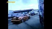 Mazda Mx6 Имитира Supra