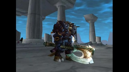 World Of Warcraft Cool Weapons