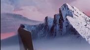 S09 Радостта на живописта с Bob Ross E04 - пътека през поляната ღобучение в рисуване, живописღ