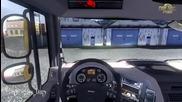 Euro Truck Simulator 2 Daf w/polsce