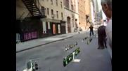 Toreador Song Played on Bottles - Nyc