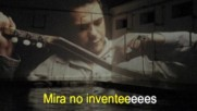 Alejandro Sanz - Tu no tienes alma [Karaoke] (Оfficial video)