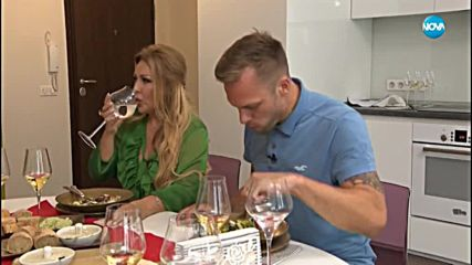 Ангелина Ангелова посреща гости - Черешката на тортата (04.09.2018)