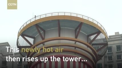 Най-големият въздушен филтър в Китай