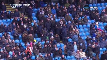 """Фенове на Сити напускат рано """"Етихад"""""""