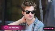 Robert Pattinsons Birthday 24 Reasons We Love Rob