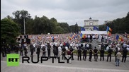 Moldova: Tens of thousands fill Chisinau anti-govt rally