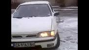 Първият сняг за Хенри Форд випуск 2009 - 2010 !!!