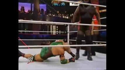 Кеч Мания 29 - Марк Хенри срещу Райбак