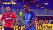 Паулиньо си спечели и пропусна дузпа за Левски срещу Витоша Бистрица
