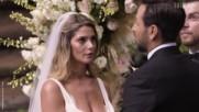 за първи път в сайта. Клипа от сватбата на Ашли Грийн със субтитри
