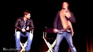 Supernatural Likes To Move It